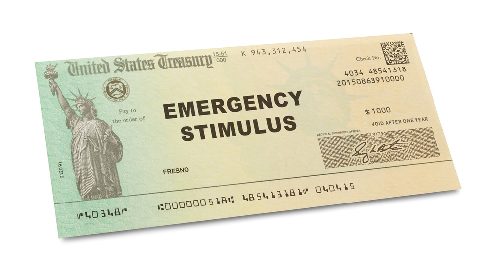 stimulus check is not enough