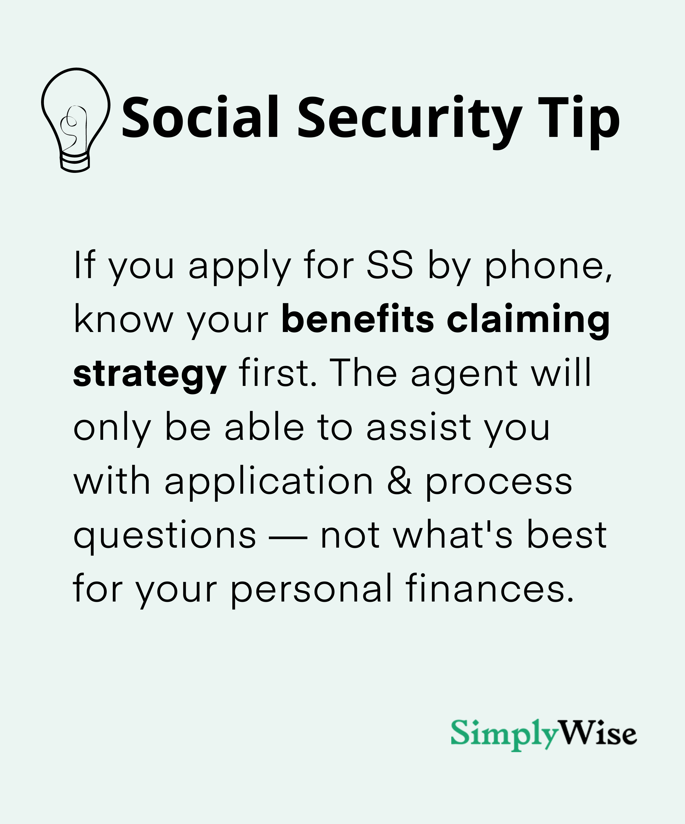 how to maximize ss benefits