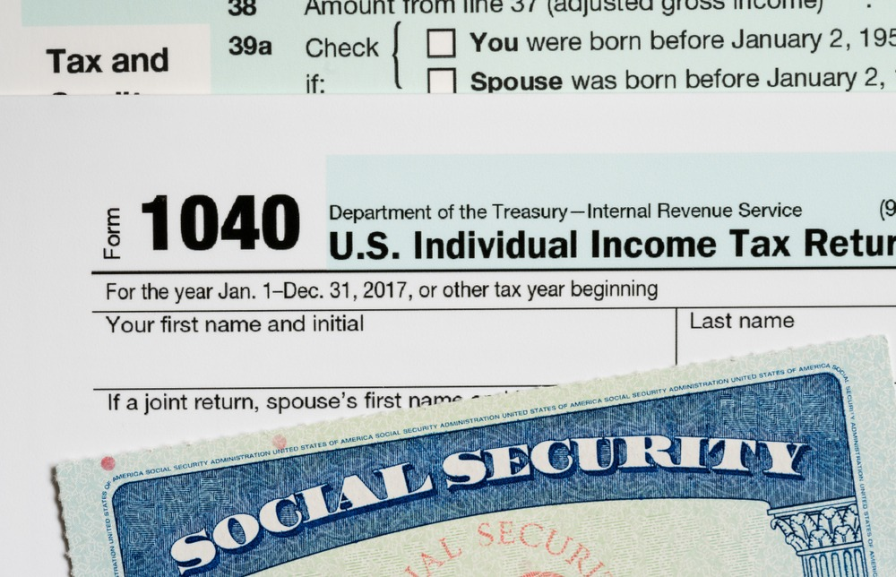 is social security taxed