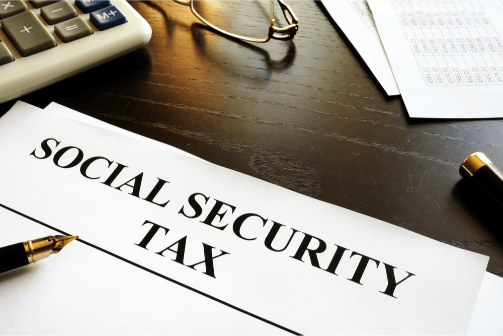 how much will my social security be taxed